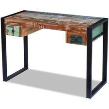 vintage desk game l furniture ebay wood workstation large corner home table pc office bhp shaped