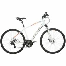 Carrera Hybrid/Comfort Bikes for Men