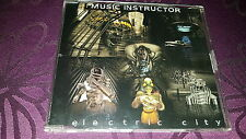 Music instructor / electric city - Maxi CD