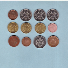 Guyana - Coin Collection Lot - World/Foreign/South America