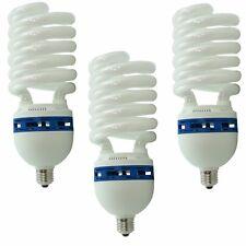 Kit 3 Ampoule Studio Lumiere du Jour Fluorescent DynaSun 3x SYD85 400W Éclairage