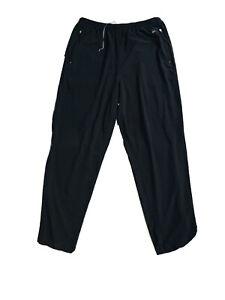 Nike Dri-Fit Sz. XL Black Athletic Pants with Pockets!