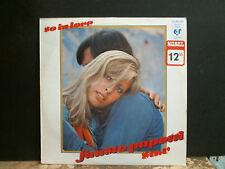 FAUSTO PAPETTI   So In Love  LP  Alto Sax  1974  Lovely copy!