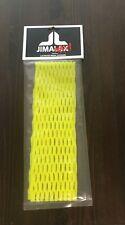 JimaWax Lacrosse Mesh Yellow
