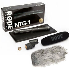 Rode NTG-1 Richtmikrofon NTG1 + DeadCat Windschutz