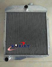 Aluminum radiator FOR JEEP 1955 - 1971 1956 1957 1958 CJ5 CJ6 DJ5 DJ6 F4