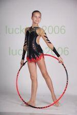 2018 new style Girl Rhythmic Gymnastics Leotards  Ice Figure Skating Dress 91001