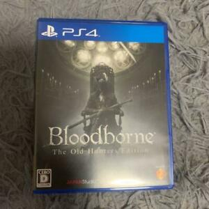 PS4 Bloodborne The Old Hunters Edition 4948872325134 Japanese ver from Japan