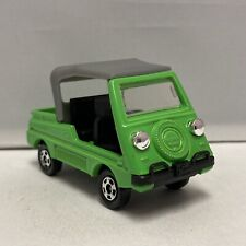 Rare Mint Condition Tomica Green Honda Vamos 1/54 Scale Diecast Toy Car
