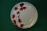 Mikasa Pure Red Salad Plate Excellent Condition++++