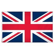 4x6 ft British Union Jack United Kingdom (UK Great Britain) Country Flag Banner
