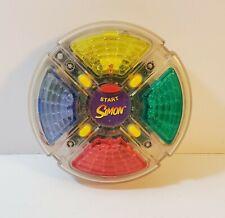Simon Electronic Handheld Travel Mini Memory Brain Game 1999 Free Shipping