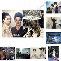 Wangyibo Xiaozhan Hand signed autographed photo autographs Original 王一博 肖战亲笔签名照照