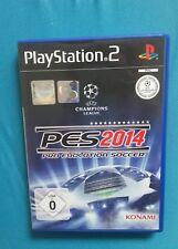 jeu PS2 pes 2014!!! (introuvable en magasin) (BIEN LIRE LE DESCRIPTIF SVP!!!!)