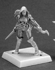 Reaper Pathfinder Miniatures 60092 Cleric of Calistria