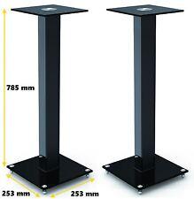 Gecko BookShelf Speaker Stand Height to 785mm Model: GKS-116-BLACK