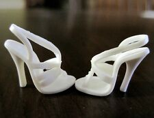 BARBIE DOLL CLOTHES/SHOES *MATTEL BARBIE STRAPPY HIGH HEELS  *NEW* #836