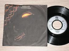 "YELLO - VICIOUS GAMES / BLUE NABOU - 45 GIRI 7"" GERMANY"