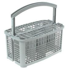 AEG Dishwasher Cutlery Basket Rack Grey Genuine 240mm X 135mm X 120mm