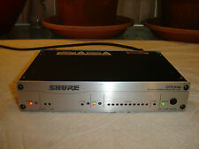 Shure DFR11EQ, Silverface, Digital Feedback Reducer + Equalizer, Vintage Unit