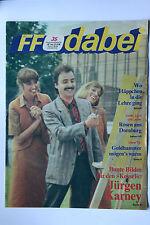 DDR Fernsehzeitschrift FF Dabei RARITÄT 35/1986 TOP !!