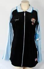 Fubu Harlem Globetrotters Goose Long Velour Top Womans Large L NWT