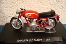 Ducati - 250 Mach I Red 1964 -topmodell 1:24