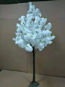 WeddingGeneral® Artificial Blossom Tree 150cm Wedding Event WHITE