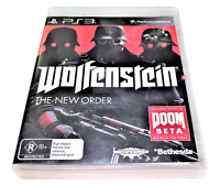 Wolfenstein The New Order Sony PS3
