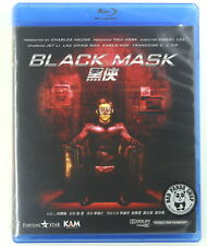 Black Mask UNCUT Region A Blu-ray HK Action English Sub Jet Li 李連杰 New Sealed 黑俠