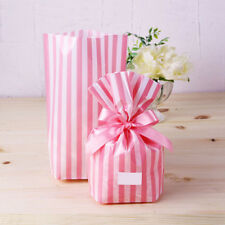 Pink Bag Plastic Bags Red Black Small Decor Decoration Present Gift Practial