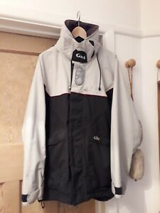 Gill Coastal Sailing Jacket Grey/charcoal M