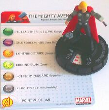 THE MIGHTY AVENGER(THOR) #001 Avengers Movie Marvel HeroClix