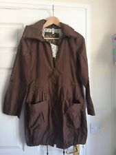 Primark Lightweight Brown Khaki Jacket Sz 10