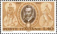 # ITALIA ITALY - 1967 - Claudio Monteverdi - Stamp MNH - Music Opera Composer