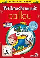 Caillou - Weihnachten mit Caillou von Jean Pilotte | DVD | Zustand gut