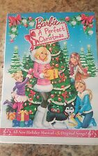 Barbie: A Perfect Christmas (DVD, 2011)