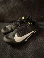Nike Racing Sprint Sneakers 907564-017 Size 5 Black No Spikes