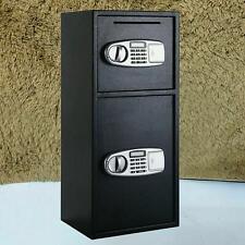 305large Digital Electronic Safe Box Keypad Lock Security Cash Gun Home Office