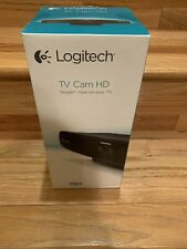 Logitech TV Cam HD Web Cam With Built In Skype And HDMI- Brand New & Sealed Box