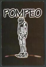 Andrea Pazienza : Pompeo - cartolina realizzata nel 1998