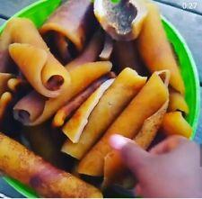 DRIED NIGERIAN PONMOIJEBU 8 PIECE IN A BAG
