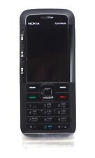 Nokia 5310 XpressMusic Black New SWAP Original GREEK Keypad