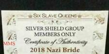Nazi Bride 2oz Proof Silver Shield Group - Other Offers Are Fakes - Read Inside