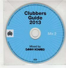 (GH825) Clubbers Guide 2013 Mixed By Danny Howard [Disc 2] - 2013 MoS CD