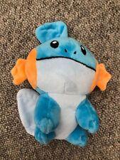 """Pokemon Mudkip 7"""" / 17.5cm Plush Soft Toy Teddy - BRAND NEW"""