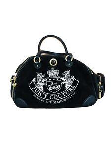 "Vintage Juicy Couture -Doggy Couture- Dog/ Pet Carrier Bag 17"" -Clean & VGUC"