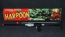 James Bond 1965 Thunderball Lincoln Harpoon Spear Gun Boxed