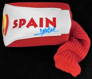 Jose Maria Olazabal PGA Signed Spain Golf Head Cover JSA Authenticated