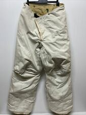 Lion Janesville Structural Firefighting Thermal Pant Liner Size 34/36 P2T7PSDM